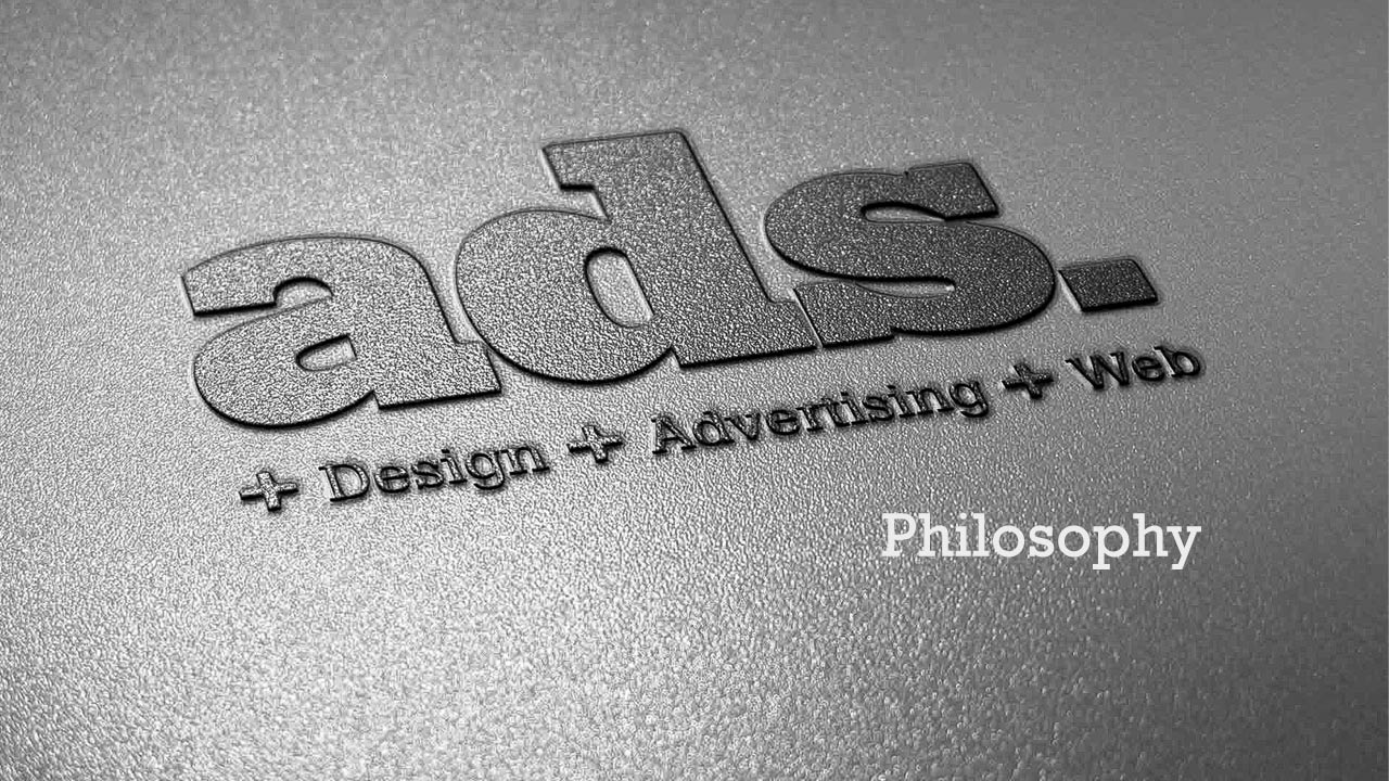 Logo concept for ADS, entry signage idea.